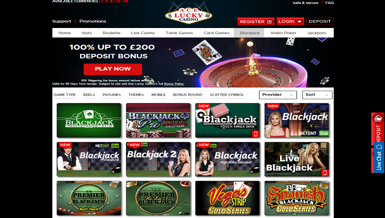 ALC Casino Review